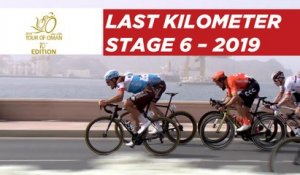 Stage 6 - Last Kilometer - Tour of Oman 2019