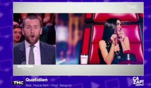 The Voice : la robe de Jenifer critiquée