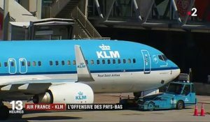 Air France-KLM : l'offensive des Pays-Bas
