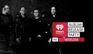 Weezer iHeart Album Release Party Live Stream