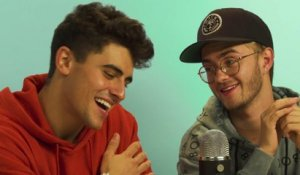 Jack And Jack Do ASMR with Friendship Bracelets, Talk A Good Friend is Nice Process and Tour Life