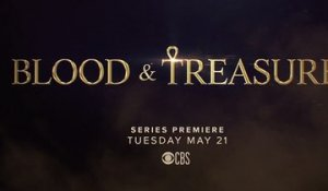 Blood And Treasure - Trailer Saison 1