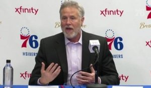 Brett Brown | Postgame vs Warriors (3.2.19)