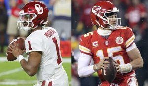 Casserly's scouting report on Murray: 'He's better than Mahomes'