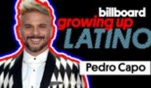 Pedro Capo Talks Favorite Street Foods, Puerto Rican Slang Words & More | Growing Up Latino
