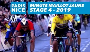 Yellow Jersey Minute / Minute Maillot Jaune - Étape 4 / Stage 4 - Paris-Nice 2019