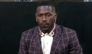 Mike Mayock, Jon Gruden talk about recruiting Antonio Brown