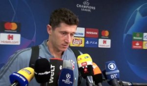 Robert Lewandowski critique le manque d'ambition offensive du Bayern Munich