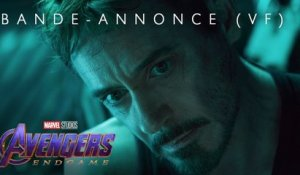 Avengers: Endgame Bande-annonce officielle #2 VF (2019) Robert Downey Jr., Mark Ruffalo