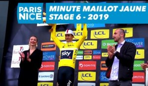 Yellow Jersey Minute / Minute Maillot Jaune - Étape 6 / Stage 6 - Paris-Nice 2019