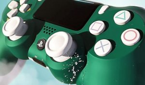 Nouvelle Manette PS4 Alpine Green