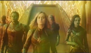 Captain Marvel - Bande-annonce officielle 2018 (VF)