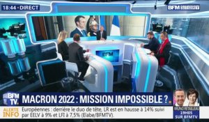 Macron 2022: Mission impossible ?