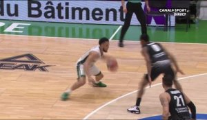 "BCL - 1/4 finale - Nanterre / Bologne : Crossover et ""and one"" de Senglin !"