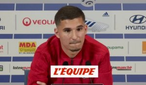 Aouar «On a fauté» - Foot - L1 - OL