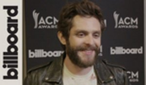 Thomas Rhett Talks Winning Best Male Artist | ACM Awards 2019