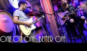 Cellar Sessions: Skout - Better Off April 16th, 2018 City Winery New York