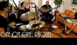 ONE ON ONE: David Broza & Havana Trio - Raquel August 10th, 2018 Rehearsal Session