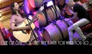 Cellar Sessions: Brit Drozda - You Can't Take It With You When You Go 8/2/18 City Winery New York