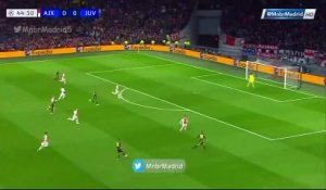 Le but de CR7 face à l'Ajax !