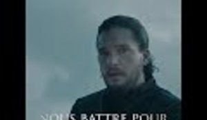 Game Of Thrones enrôlé contre le réchauffement climatique par Brune Poirson