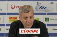 «J'attends une confirmation» - Foot - L1 - OL