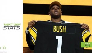 Next Gen Stats: Grading Steelers No. 10 overall pick LB Devin Bush