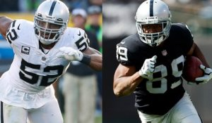 'GMFB' evaluates return Raiders got for Mack, Cooper