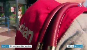 Plan social : Auchan va revendre 21 sites