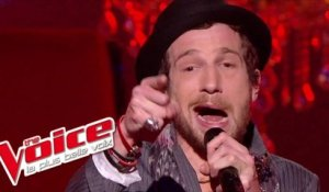 Screamin' Jay Hawkins - I Put a Spell On You | Igit | The Voice France 2014 | Demi-Finale