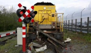 Ghislenghien deraillement train marchandise 02.05.2019