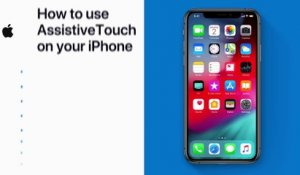 How to use AssistiveTouch on your iPhone Apple