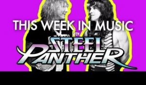 Steel Panther TV - This Week In Music #6