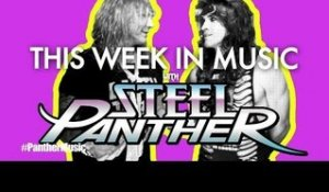 Steel Panther TV - This Week in Music #11