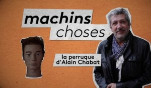 Alain Chabat dans la collection Machins Choses