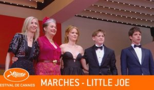 LITTLE JOE - Les marches - Cannes 2019 - VF