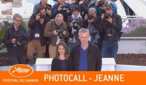 JEANNE  - Photocall  -  Cannes 2019  - EV.mp4