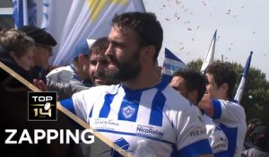 TOP 14 - Le Zapping de la J25- Saison 2018-2019