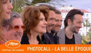 LA BELLE EPOQUE - Photocall - Cannes 2019 - EV