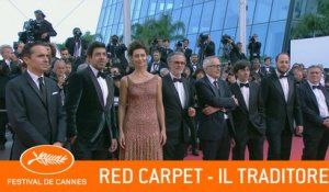 IL TRADITORE - Red carpet - Cannes 2019 - EV