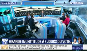Grande incertitude à 3 jours du vote