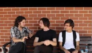 ME (Melbourne) - Interview at Big Day Out 2013