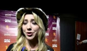 Interview: LIZ at Perez Hilton's One Night In Austin SXSW 2014!