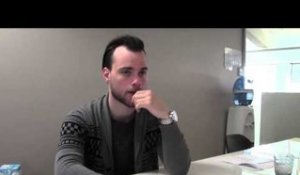 Ásgeir Trausti (Part One): Interview in Australia during Splendour in the Grass.