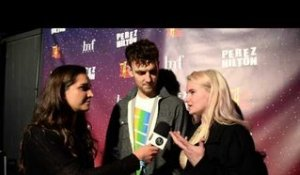 Clean Bandit: Interview at Perez Hilton Party SXSW 2015