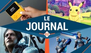 DEATH STRANDING, la Playdate & le tour de l'actu JV ! | LE JOURNAL #02