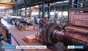 Industrie : General Electric annonce la suppression de plus de 1 000 emplois à Belfort