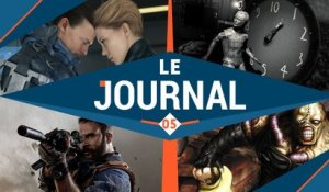MODERN WARFARE & l'art de la peur | LE JOURNAL #05