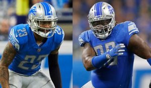 Rapoport: Lions 'aren't inclined to adjust' deals for Darius Slay, Damon Harrison