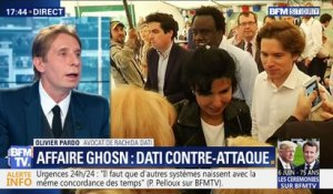 Affaire Ghosn: Rachida Dati contre-attaque ?